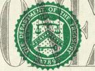 U.S. Treasury seal
