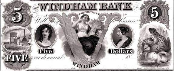 Symbols on American Money - Philadelphia Fed