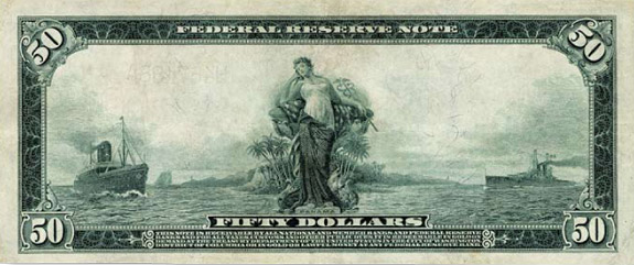 Symbols on American Money - Philadelphia Fed