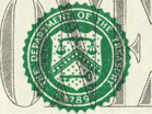 U.S. Treasury seal