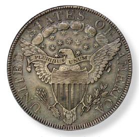 Silver coin, circa 1801-1807
