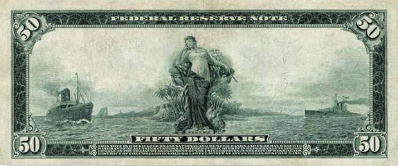 $5 silver certificate, 1899